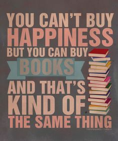 books and happiness