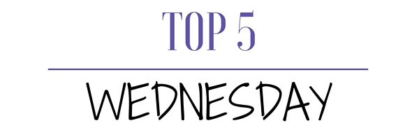 top 5 wednesday banner