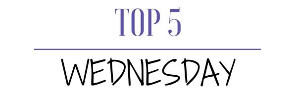 top 5 wednesday banner