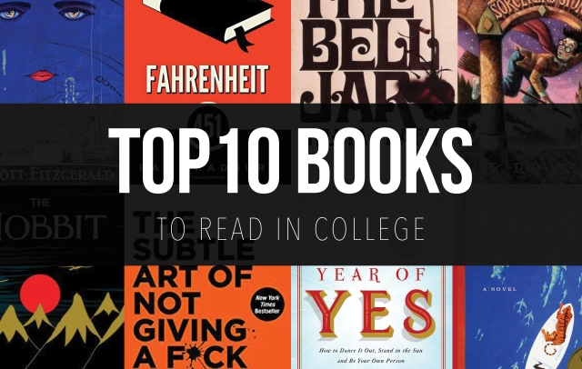 book recommendations for college students